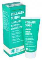 Крем Collagen Turbo Стимулятор Коллагена Дневной, 50 мл