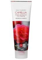 Пенка Daily Garden Tongyeong Camelia Moisture Cleansing Foam для Лица с Экстрактом Камелии, 120 мл