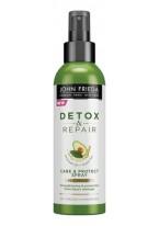 Несмываемый Спрей  для Укрепления Волос с Термозащитой Detox & Repair, 200 мл