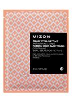 Маска Enjoy Vital Up Time Anti Wrinkle Mask Листовая для Лица Антивозрастная, 30 мл