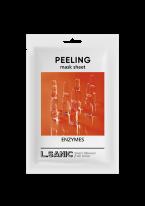 Маска Enzymes Peeling Mask Sheet Обновляющая Тканевая с Энзимами, 25 мл
