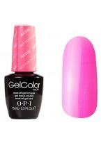 Гель GCN36A Hotter Than You Pink для Ногтей Колор, 15 мл