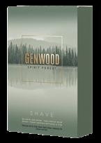 Набор Genwood Shave, 450 мл
