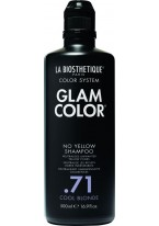Шампунь Glam Color No Yellow Shampoo .71 Cool Blonde, 500 мл