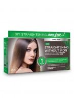 Набор Iron Free для Выпрямления Волос Экстра-Блеск для Тусклых Волос с Жемчугом и Кератином