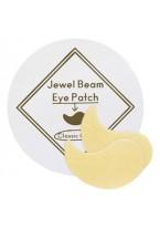 Патчи Jewel Beam Eye Patch Гидрогелевые с Коллоидным Золотом и Коллагеном, 60 шт