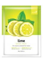 Тканевая Маска для Лица с Экстрактом Лайма Lime Mask Pack, 28 мл