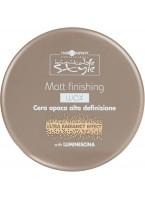 Воск Matt Finishing Wax Завершающий с Матовым Эффектом, 100 мл