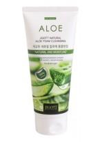 Пенка Natural Aloe Foam Cleansing Успокаивающая с Экстрактом Алоэ, 180 мл