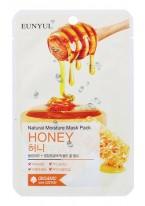 Маска Тканевая с Экстрактом Меда Natural Moisture Mask Pack Honey, 22 мл