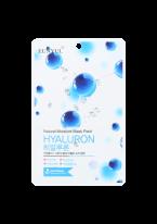 Маска Тканевая с Гиалуроновой Кислотой Natural Mosture Mask Pack Hyaluron, 22 мл