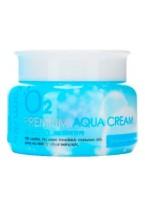 Крем Увлажняющий с Кислородом O2 Premium Aqua Cream, 100г