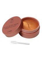 Патчи Peptides Аnd Red Ginseng Premium Eye Patch Гидрогелевые для Области вокруг Глаз с Пептидами и Экстрактом Красного Женьшеня, 60 шт