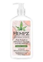 Молочко Pink Pomelo & Himalayan Sea Salt Herbal Body Moisturizer для Тела Увлажняющее Помело и Гималайская соль, 500 мл