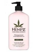 Молочко Pomegranate Herbal Body Moisturizer для Тела Увлажняющее с Гранатом, 500 мл