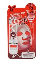 Маска Power Ringer Mask Pack Collagen Deep Укрепляющая Тканевая с Коллагеном, 23 мл