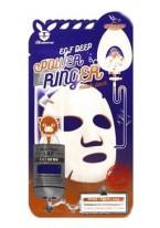 Маска Power Ringer Mask Pack EGF Deep Тканевая с Эпидермальным Фактором Роста, 23 мл