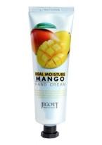 Крем Real Moisture Mango Hand Cream Увлажняющий для Рук с Маслом Манго, 100 мл