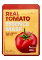 Маска Real Tomato Essence Mask Тканевая для Лица с Экстрактом Томата, 23 мл