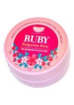 Патчи Ruby Bulgarian Rose Hydro Gel Eye Patch Гидрогелевые для Области вокруг Глаз с Рубиновой Пудрой и Болгарской Розой, 60 шт