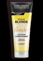 Кондиционер Осветляющий для Натуральных и Окрашенных Волос Sheer Blonde Go Blonder, 250 мл