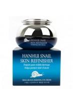Крем Антивозрастной для Области Вокруг Глаз с Муцином Улитки Snail Mucus Essential Eye Cream, 30г