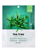 Маска Tea Tree Mask Pack Тканевая для Лица с Экстрактом Чайного Дерева, 28 мл