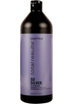 Шампунь Total Results Color Obsessed So Silver Shampoo для Нейтрализации Желтизны у Блондинок Сильвер, 1000 мл