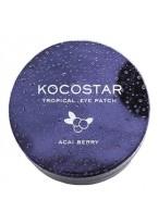 Патчи Tropical Eye Patch Acai Berry Jar Гидрогелевые для Глаз Тропические Фрукты Ягоды Асаи, 60 патчей