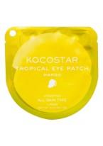 Патчи Tropicla Eye Patch Mango Single Гидрогелевые для Глаз Тропические Фрукты Манго, 1 пара