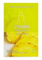 Маска Тканевая для Лица с Витаминами Vitamin Ampoule Essence Mask Sheet, 16 мл