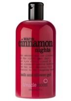 Гель Warm Cinnamon Nights Bath & Shower Gel для Душа Пряная Корица, 500 мл