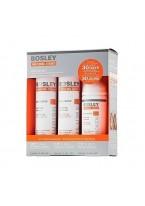 Система Оранжевая для Истонченных Окрашенных Волос (Шампунь 150мл+кондиционер 150мл+уход 100мл)
