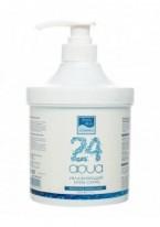 Увлажняющий Крем-Пилинг «Аква 24» Moisturizing Peeling Cream, 500 мл