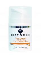 Крем для лица с Витамином С C Action Cream, 50 мл