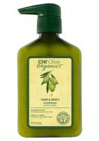 Кондиционер Olive Organics, 340 мл