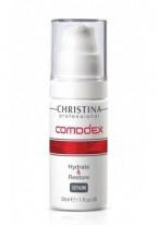 Comodex Hydrate Увлажняющая восстанавливающая сыворотка, 30 мл