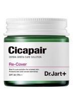 СС Крем CiCapair Re-Cover Восстанавливающий Антистресс Корректирующий Цвет Лица SPF40/PA++, 55 мл