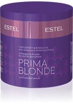 Prima Blonde Серебристая Маска для Холодных Оттенков Блонд, 300 мл