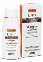 Шампунь для восстановления сухих секущихся волос UPKER, 200 мл