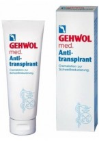 Gehwol Крем-Лосьон Антиперспирант (Anti-Transpirant), 125 мл