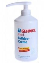 Gehwol Крем-Дезодорант (Deodorant Foot Cream), 500 мл