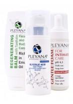 Комплекс Home Skin Care Set #7, 170+120+150 мл