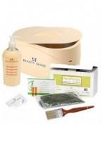 Набор для Парафанго: Ванночка-Нагреватель, Парафанго (3 кг), Кисть для Парафанго, Сыворотка Антицеллюлитная (10х10), Крем Антицеллюлитный, Нож для Разрезания Пленки, 3000г
