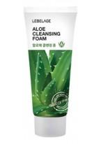 Пенка Aloe Cleansing Foam для Умывания с Экстрактом Алоэ, 100 мл