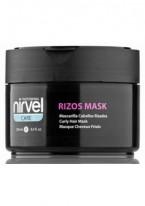 Маска для Вьющихся Волос RIZOS MASK, 250 мл