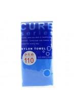 Мочалка Cure Nylon Towel Regular Blue для Тела Средней Жесткости, 34г