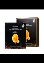 Маска Honey Luminous Royal Propolis Hydrogel Mask Black Гидрогелевая с Прополисом, 30 мл