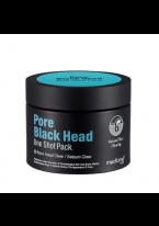 Маска Pore Black Head One Shot Pack Разогревающая для Глубокого Очищения Пор, 100г