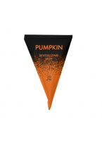 Маска Pumpkin Revitalizing Skin Sleeping Pack Ночная  для Лица Тыква, 5г/1 шт